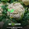 Brokoli putih/kg