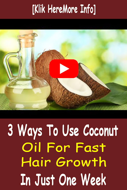 How To Make Your Hair Grow Faster With Coconut Oil