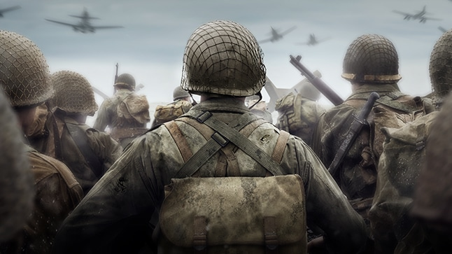 Call of Duty WW2 Torrent (PC)