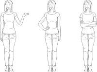 Cara Kerjakan Tes Psikotes Gambar Orang Perempuan Dengan Mudah