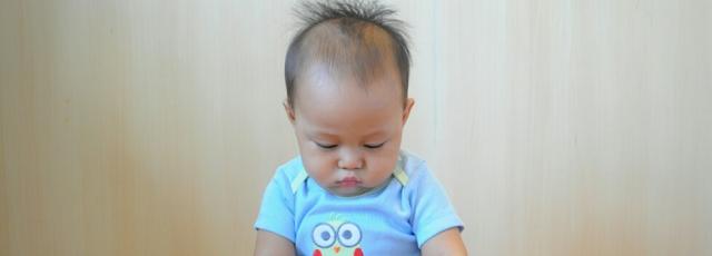 Emosi Bayi Usia 7 Bulan
