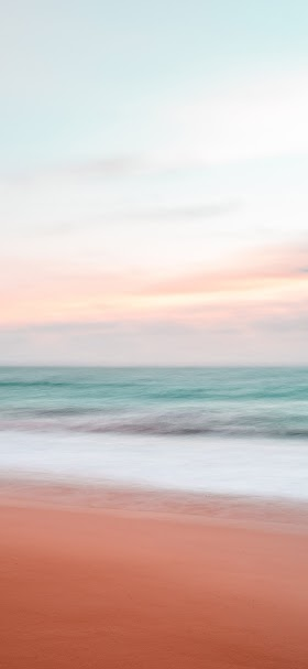 Seashore gradient  wallpaper