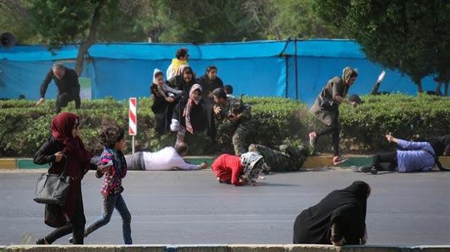 "US Vows to ""Overthrow"" Iran as Terrorists Target Iranians"