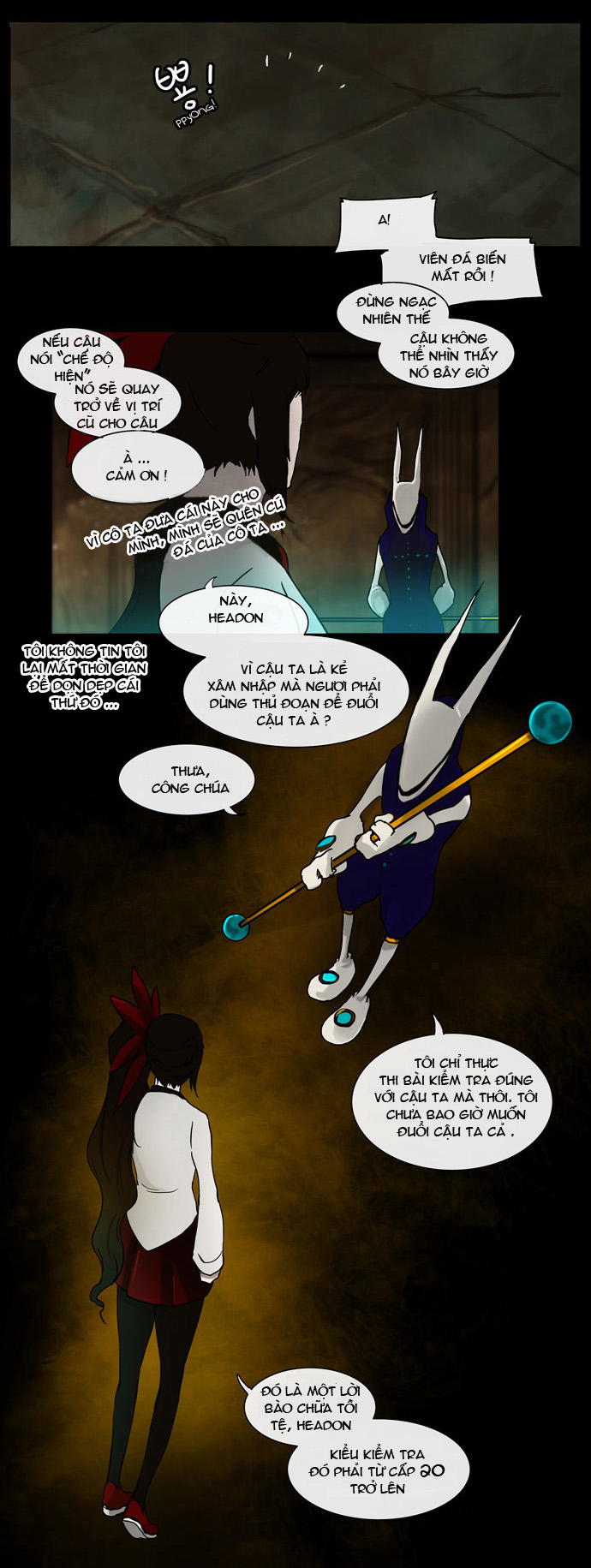 Tower of God chapter 2 trang 26
