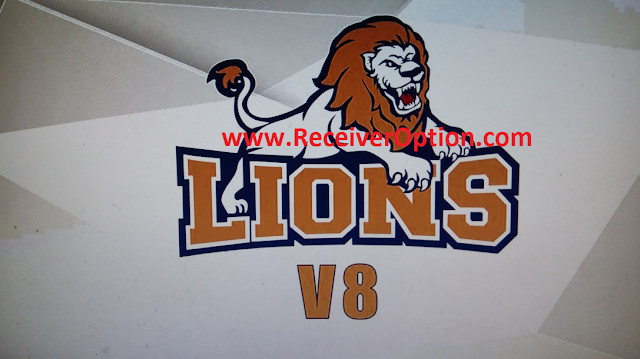 LIONS VS 1506TV 512 4M NEW SOFTWARE WITH ECAST OPTION