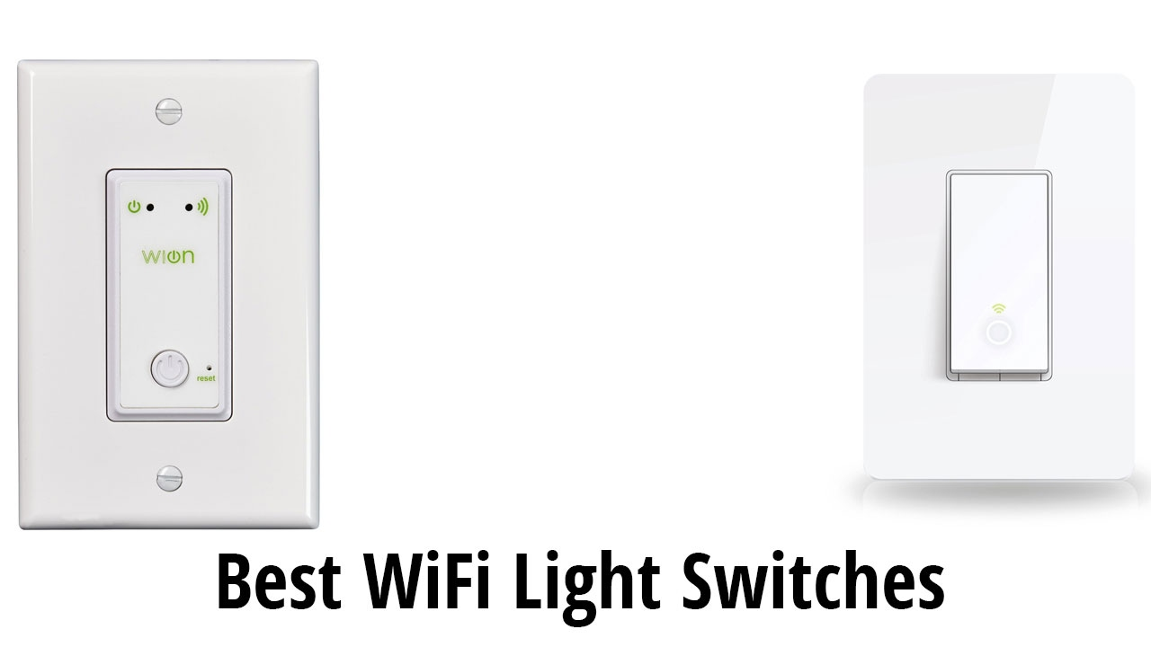 Best Home Automation Light Switches Ideas - Electrical System ...