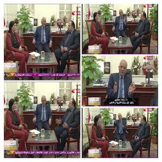 دكتور رضا حجازى , دكتور هند ابراهيم,سيد جاد,التعليم مع سيد جاد وهند , التربية والتعليم, الثانوية العامة,هند ابراهيم,الخوجة