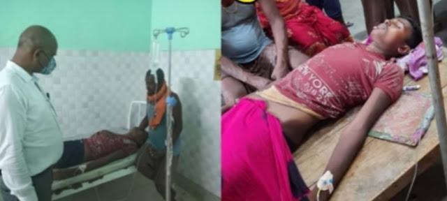 सीमा पर भारतीय नागरिक के साथ दूसरे नागरिको को भी बेरहमी से पीट कर किया जख्मी