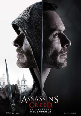 Assassin's Creed 2016 BRRip 720p Dual Audio [Hindi-English] ESub