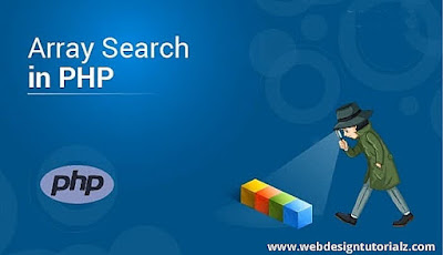 PHP array_search() Function