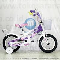 12 genio sweety sepeda anak