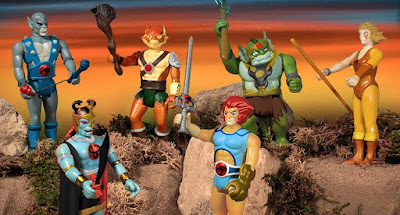 ThunderCats ReAction Figures Series 1 by Super7
