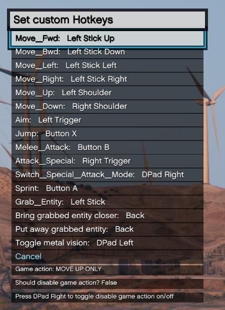 GTA X Scripting: GTA V Magneto script mod