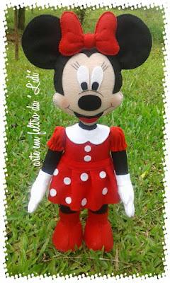 aa0 Molde Mickey e Minnie
