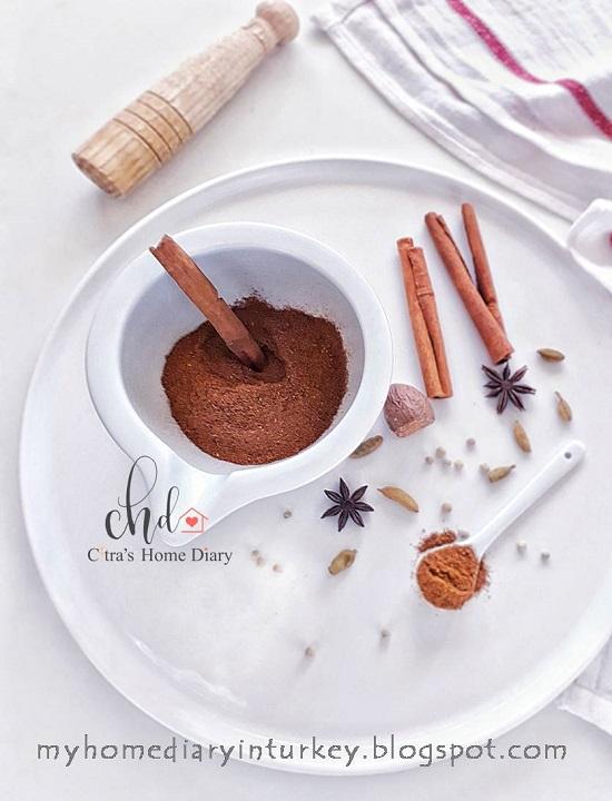 Speculaas Spice Mix / Bumbu spiku (spekoek) buatan sendiri   Çitra's Home Diary. #homemadespicemix #spicemix #bumbuspekoek #bumbuspiku #speculoosspice #speculoosspicemix #Indonesisch #spekulaos
