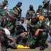 Antisipasi Situasi, Korem 032/Wbr Latihkan Prajurit Hadapi Bencana Alam.