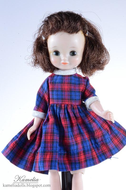 Stare lalki z lat 50.