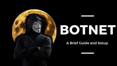 create your own botnet