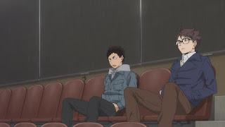 ハイキュー!! アニメ 3期5話   青葉城西 及川徹 岩泉一   HAIKYU!! Season3