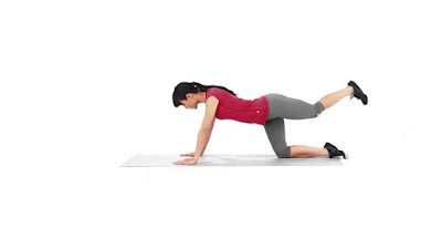 Hip Extension with Circles