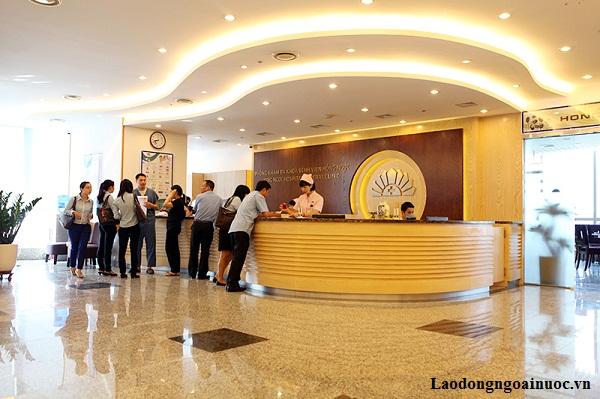 76 Bệnh viện đủ tiêu chuẩn cấp giấy khám sức khỏe cho người đi xuất khẩu lao động Nhật Bản
