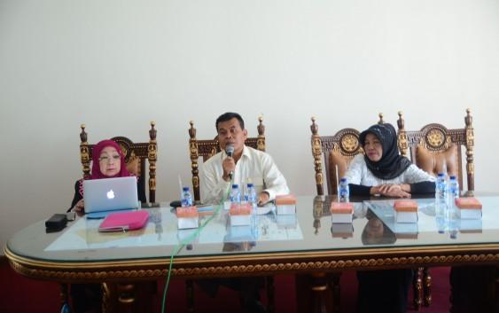 Wako Mukhlis Rahman Minta Dinas Kesehatan Terus Sosialisasikan Bahaya Virus HIV/AIDS