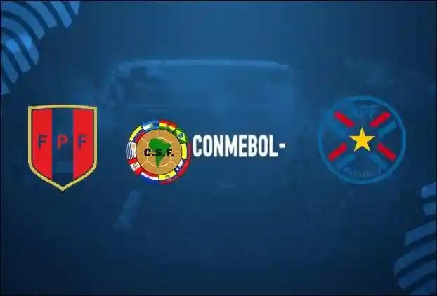 مباريات كوبا امريكا 2021,.منتخب بيرو,منتخب باراغواي