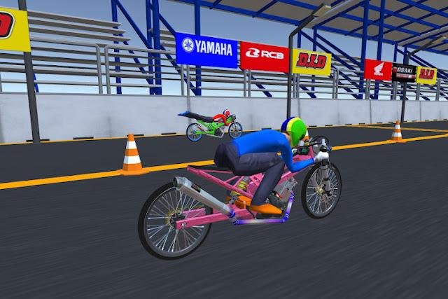 Game Motor Drag