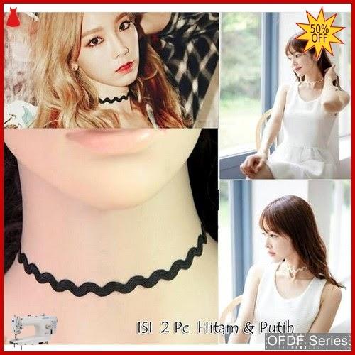 OFDF169 Aksesoris Chokker Korean Beauty Import Isi BMGShop