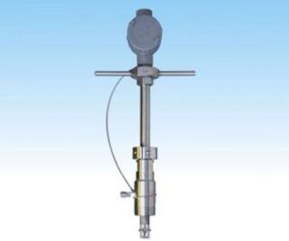 Hoffer Flow Control HP Insertion Series Turbine Flow Meter