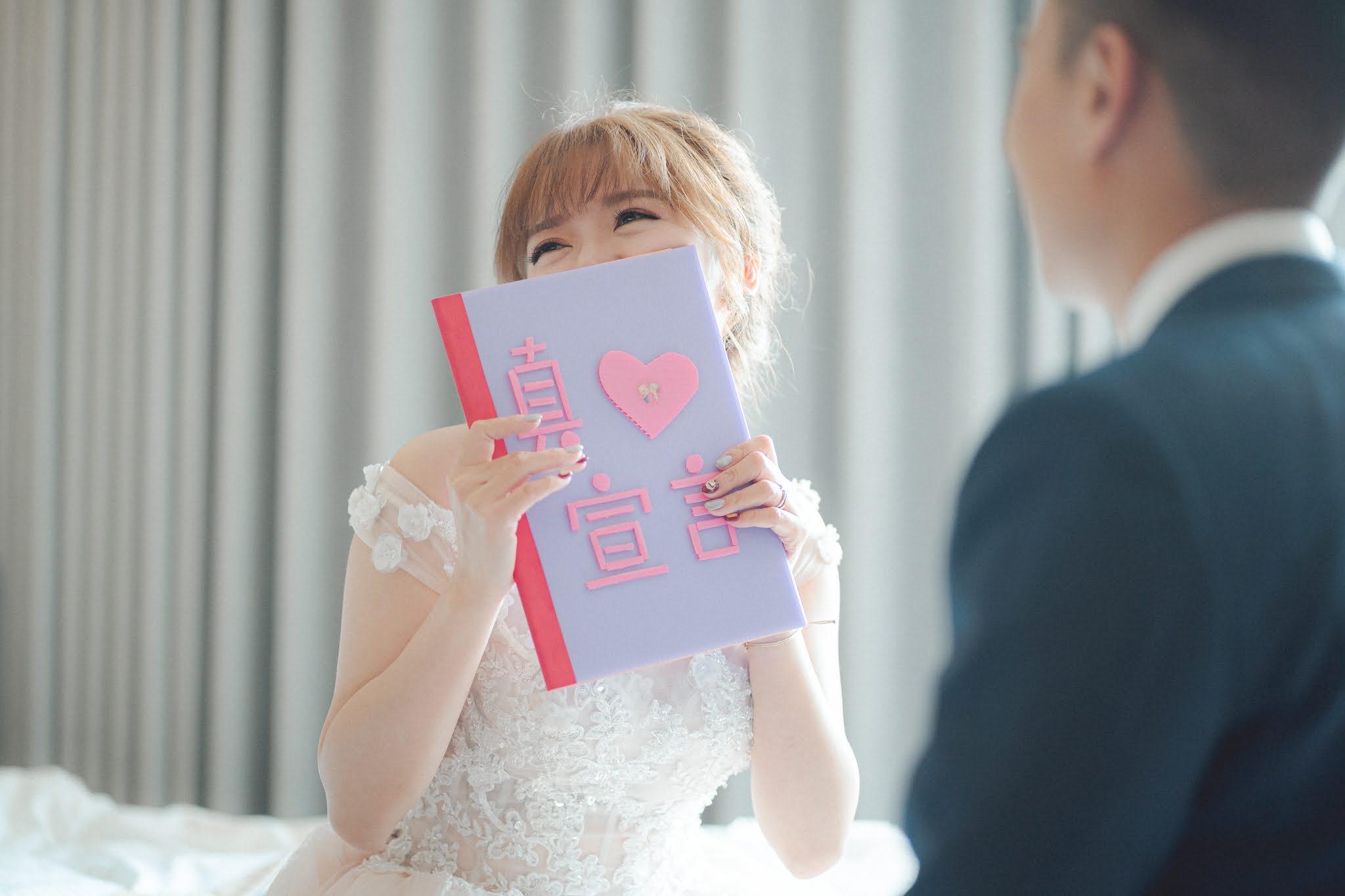 【婚禮紀實】婚攝小眼 - 子彙 & 亞儒 - 婚禮紀錄 @民權晶宴