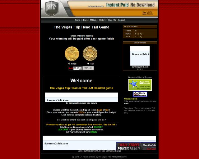 Download: Coin flip Script Head and tail LR games | MFA