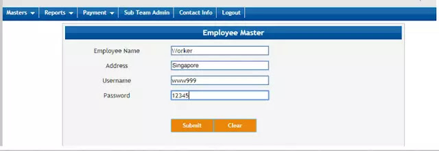 online data entry jobs with captchatypers - fill the form to create worker id