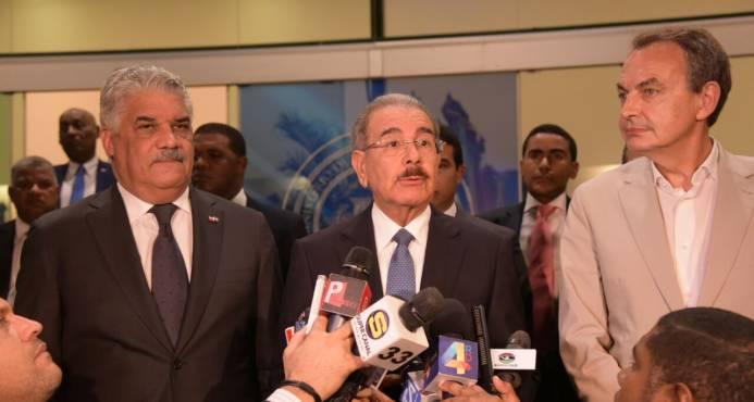 Diálogo sobre Venezuela sigue este jueves; Medina afirma que hay buen ánimo entre las partes