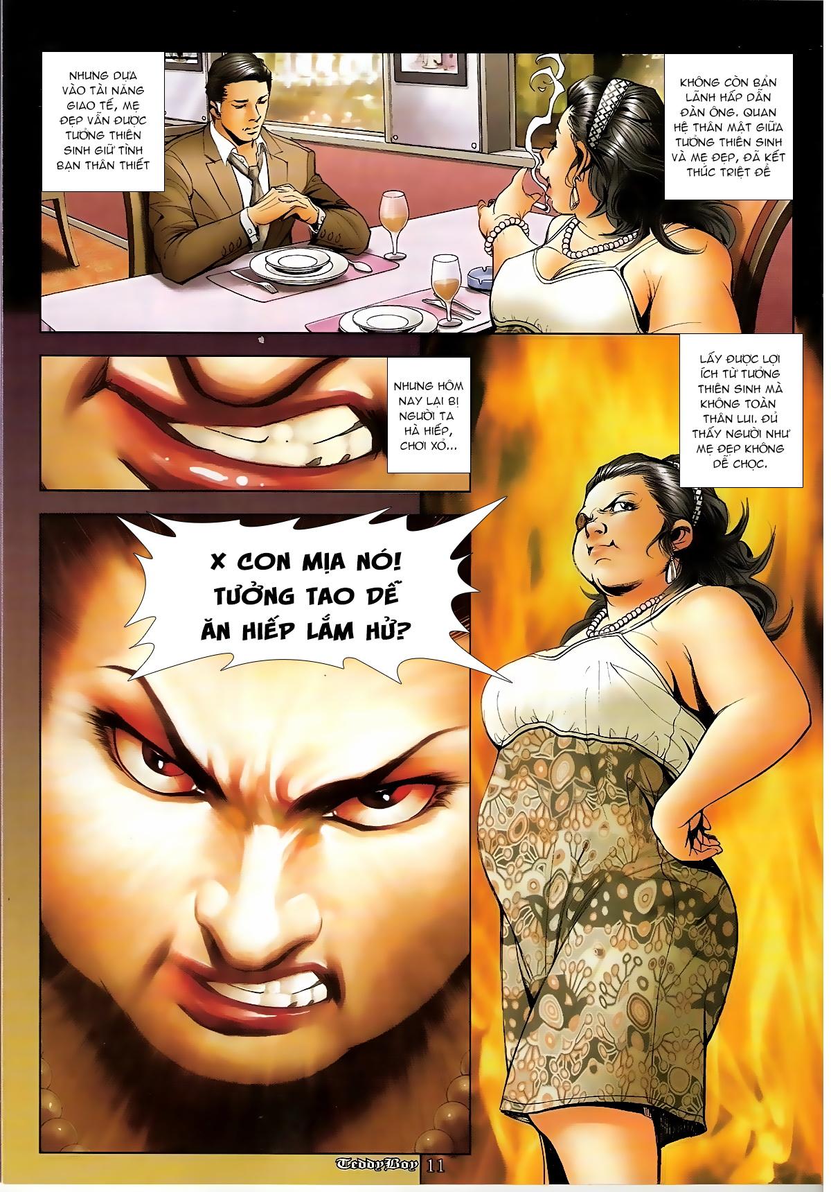 Người Trong Giang Hồ - Chapter 1262: Tưởng Thiên Sinh và Mẹ Đẹp - Pic 10