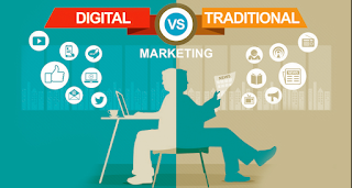 Digital relationship with traditional media