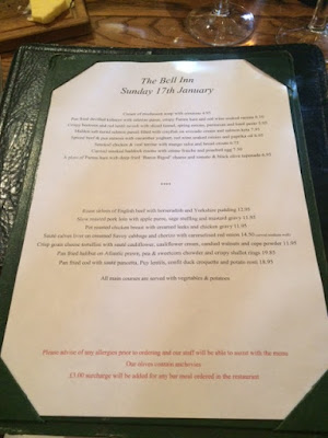 The Bell, Pub, Georgian, Gastropub, Restaurant, Village, Horndon, Essex,