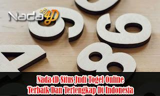 Nada4D Situs Judi Togel Online Terbaik Dan Terlengkap Di Indonesia