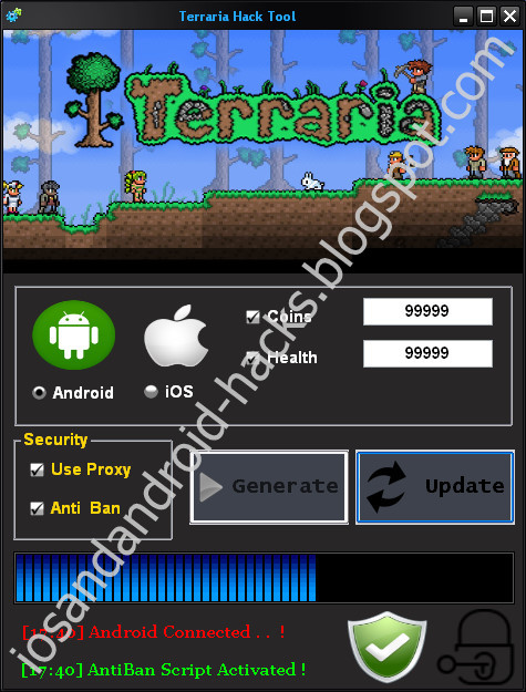 Terraria Android Hacks Related Keywords & Suggestions