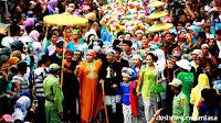 Upacara Ngarot Lestari di Indramayu