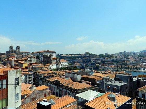 Mirador da Vitoria, Oporto, Portugal