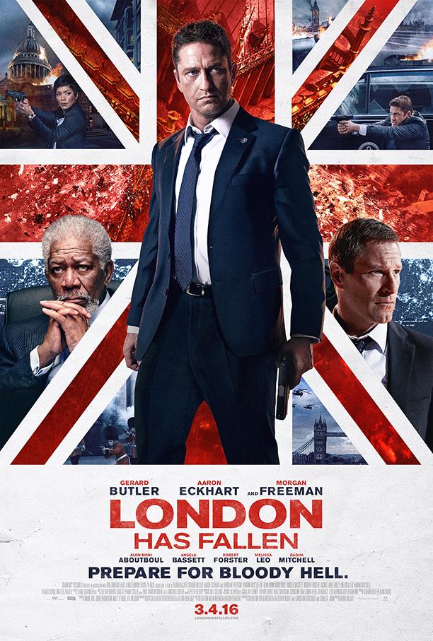 Invasão a Londres - HD 720p