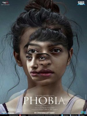 Phobia full Movie Download (2016) HD 720p DVDRip 900mb