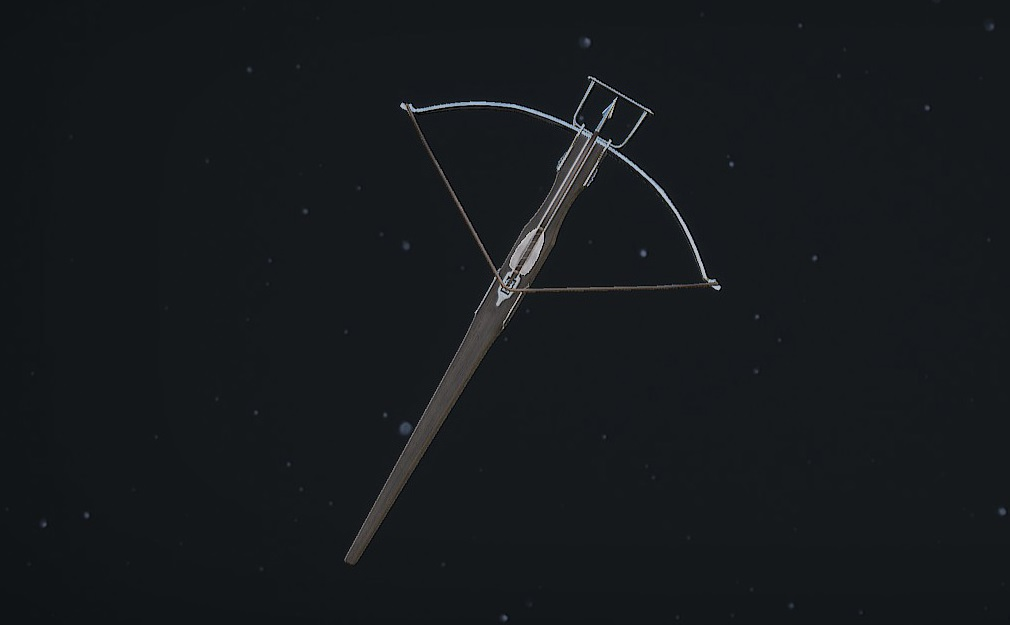 Crossbow (ranged)