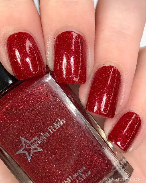 Starlight Polish Sekhmet
