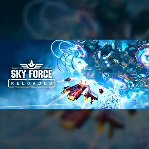 لعبة الاثارة والسيطرة حكام السماء كن انت حاكم السماء واحمي المواطنين في لعبة Sky Force Reloaded
