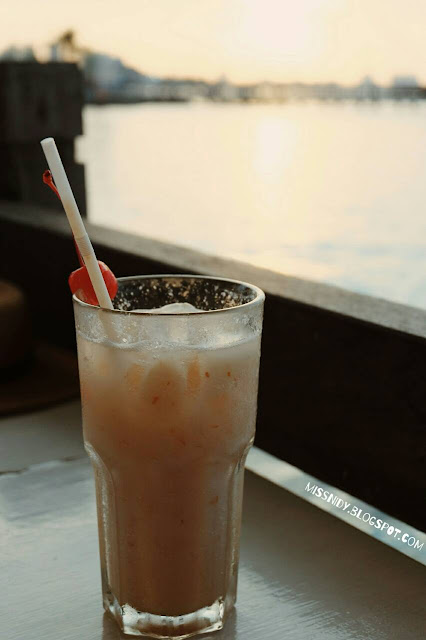 menu minuman di le bridge ancol