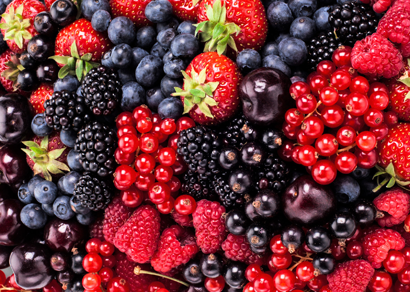 6 Yummy Fruits That Have Anti-Aging Powers