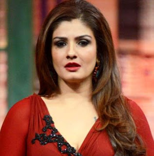 Raveena Tandon Family Husband Son Daughter Father Mother Marriage Photos Biography Profile.