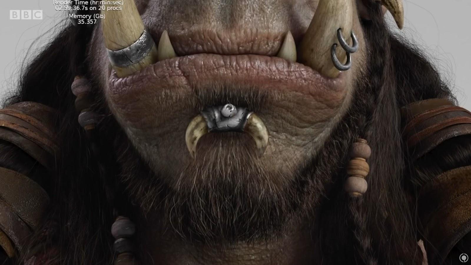 World of Warcraft CGI Oger Speed Modeling pt 2 with Maya - YouTube